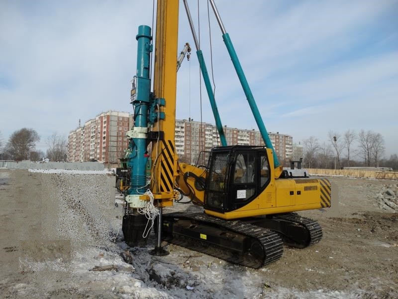Dutch Piling Equipment - Piling Rigs | Hydraulic Pile